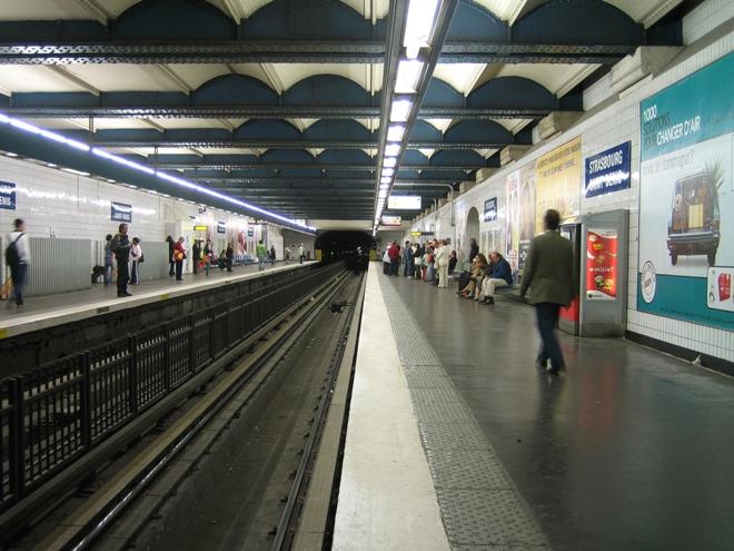 巴黎地鐵 Paris Metro