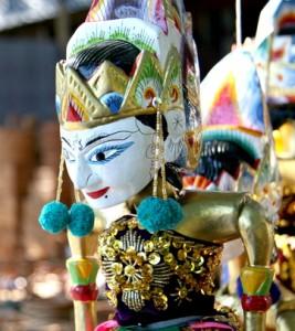 峇里島自由行 Wayang Puppet