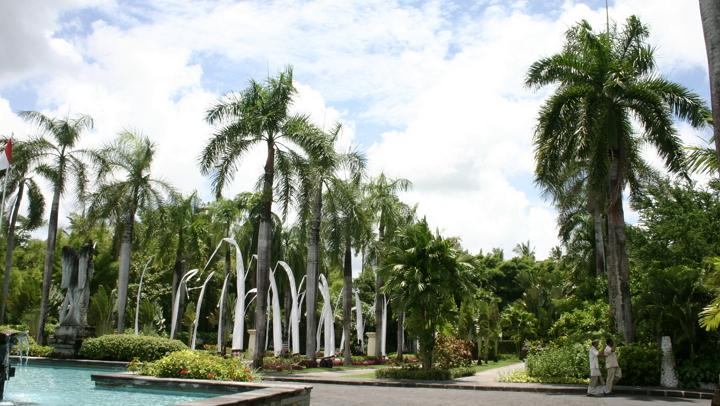 峇里島自由行 at Bali's resort hotel