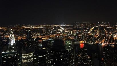 帝國看出的夜景2