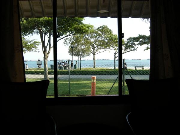 新加坡自由行~東海岸公園房間內景觀