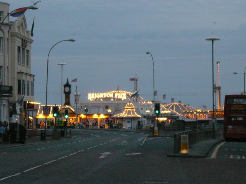 布萊頓碼頭