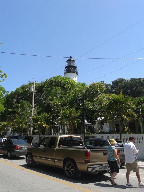 佛羅里達自由行~Key West燈塔觀景台
