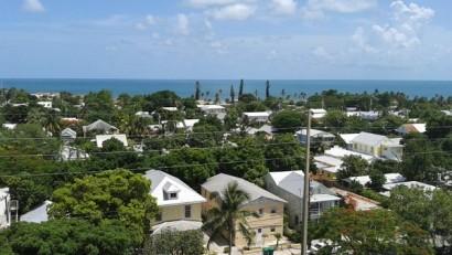 佛羅里達自由行Key-West臨海住宅