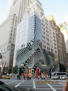 紐約自由行-第五大道LV旗艦店