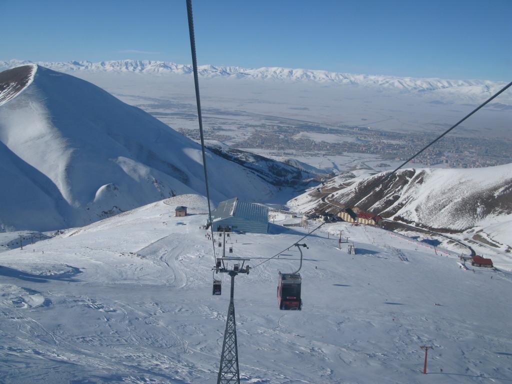 土耳其旅遊必訪的滑雪聖地~埃爾祖魯姆「Erzurum」